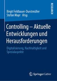 Cover Controlling – Aktuelle Entwicklungen und Herausforderungen