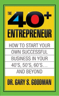 Cover The Forty Plus Entrepreneur