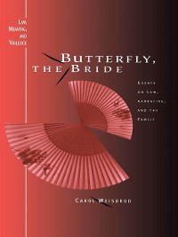 Cover Butterfly, the Bride