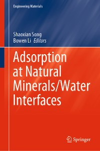 Cover Adsorption at Natural Minerals/Water Interfaces