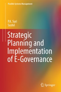 Cover Strategic Planning and Implementation of E-Governance