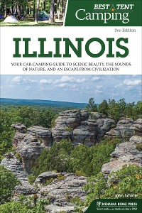Cover Best Tent Camping: Illinois