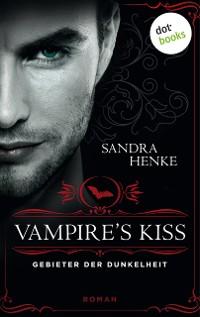 Cover VAMPIRE'S KISS - Gebieter der Dunkelheit