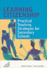 Cover Learning Citizenship