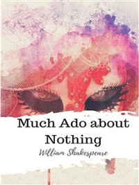 Cover Much Ado about Nothing