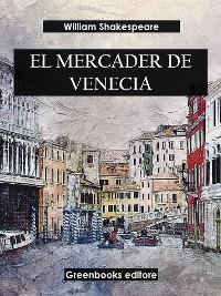 Cover El mercader de Venecia