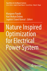 Cover Nature Inspired Optimization for Electrical Power System