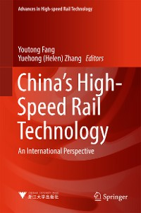 Cover China's High-Speed Rail Technology