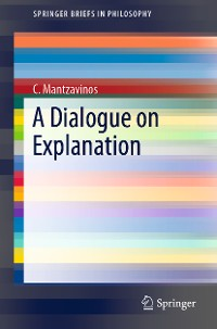 Cover A Dialogue on Explanation