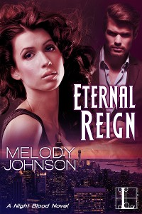 Cover Eternal Reign