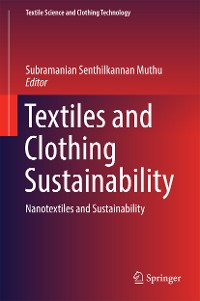 Cover Textiles and Clothing Sustainability