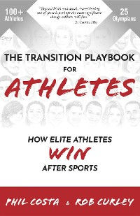 Cover The Transition Playbook for ATHLETES