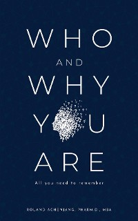 Cover Who and Why You Are