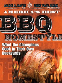 Cover America's Best BBQ--Homestyle