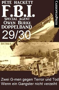 Cover FBI Special Agent Owen Burke Folge 29/30 - Doppelband