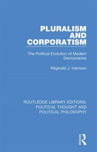 Cover Pluralism and Corporatism