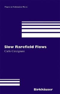 Cover Slow Rarefied Flows