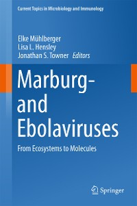 Cover Marburg- and Ebolaviruses