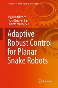 Cover Adaptive Robust Control for Planar Snake Robots