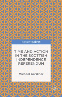 Cover Time and Action in the Scottish Independence Referendum
