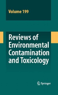 Cover Reviews of Environmental Contamination and Toxicology 199