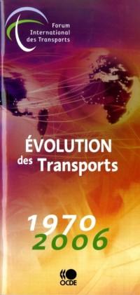 Cover Evolution des transports 2008