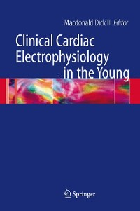 Cover Clinical Cardiac Electrophysiology in the Young