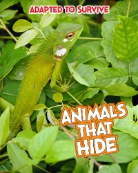 Cover Adapted to Survive: Animals that Hide