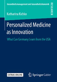 Cover Personalized Medicine as Innovation