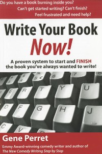 Cover Write Your Book Now