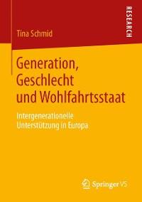 Cover Generation, Geschlecht und Wohlfahrtsstaat