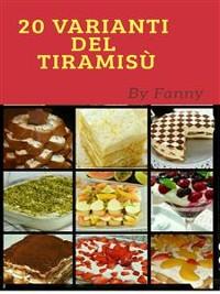 Cover 20 Varianti del Tiramisù