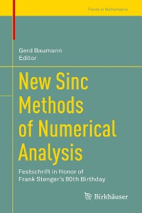 Cover New Sinc Methods of Numerical Analysis