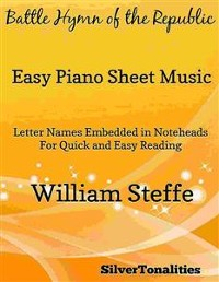 Cover Battle Hymn of the Republic Easy Piano Sheet Music