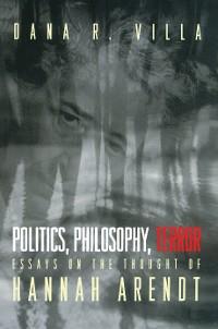 Cover Politics, Philosophy, Terror