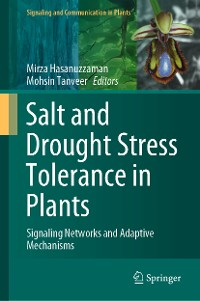 Cover Salt and Drought Stress Tolerance in Plants