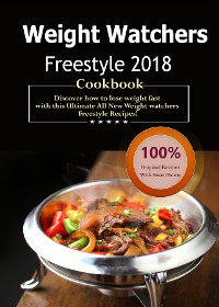 Cover Weight Watchers Freestyle Cookbook 2018