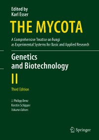 Cover Genetics and Biotechnology