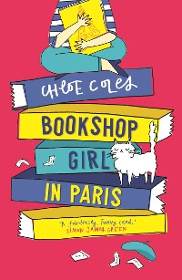 Cover Bookshop Girl in Paris