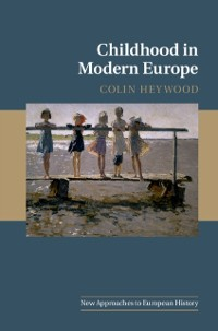Cover Childhood in Modern Europe