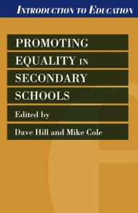 Cover Promoting Equality in Secondary Schools