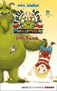Cover Fjelle und Emil - Monstermäßig beste Freunde