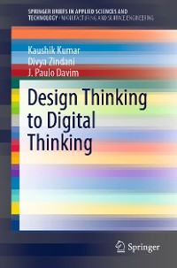 Cover Design Thinking to Digital Thinking