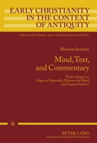 Cover Mind, Text, and Commentary