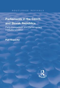 Cover Parliaments in the Czech and Slovak Republics