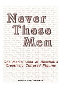 Cover Never These Men