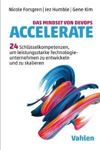 Cover Das Mindset von DevOps: Accelerate