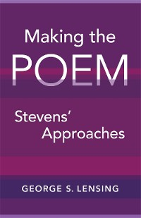 Cover Making the Poem