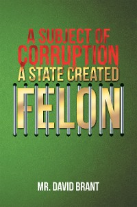 Cover A Subject of Corruption