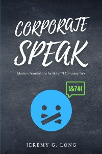Cover Corporate Speak